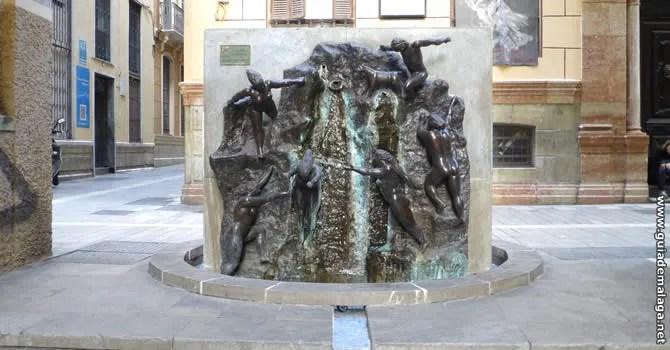 El Baño de Diana, Málaga.