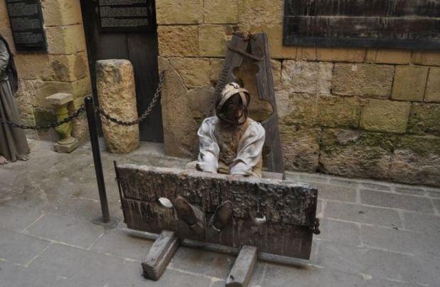 Museo de la tortura Malta