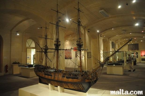 Museo Marítimo de Malta