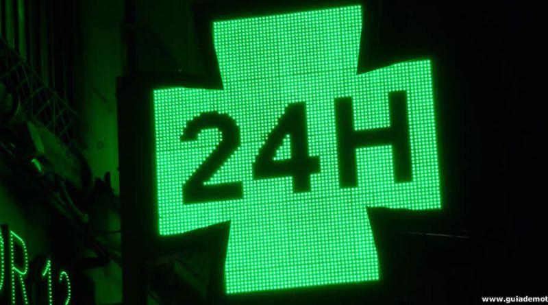 Farmacias 24 Hs en Motril