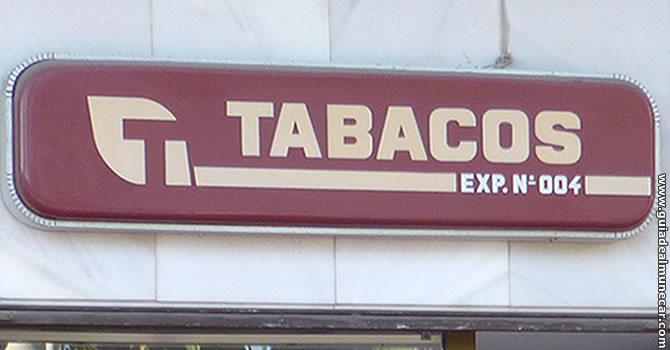 Venta de tabaco en Motril.