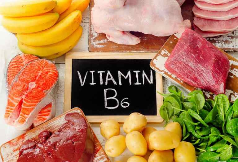 Vitamina B6 alimentos