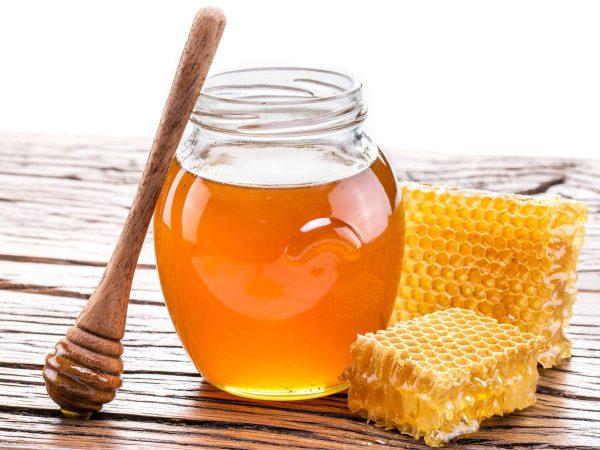 Un tarro de miel