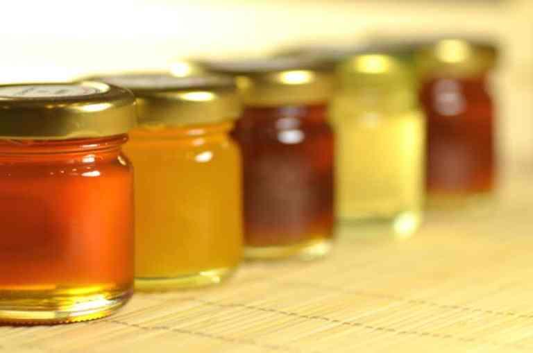 Miel de Manuka en frasco