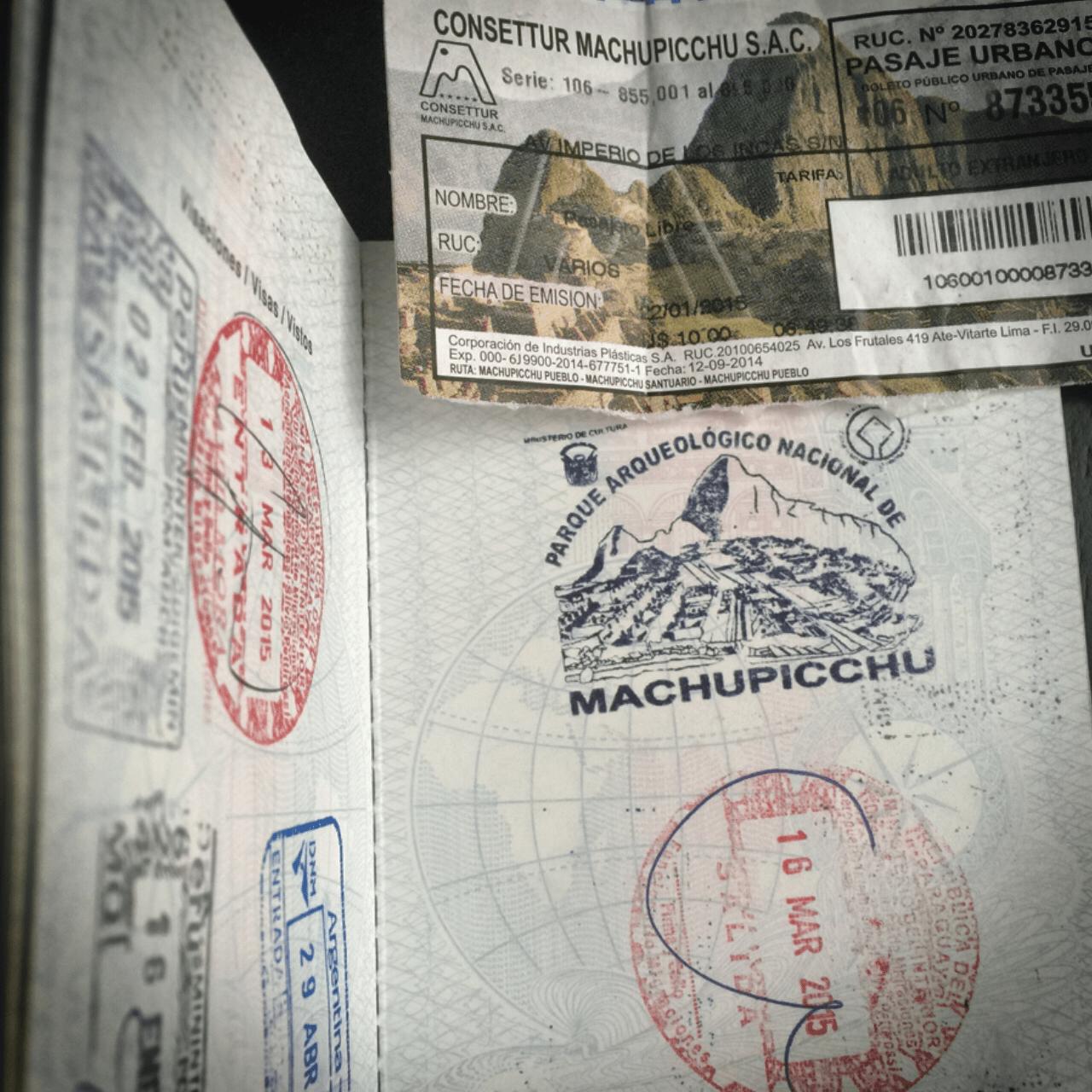 Como llegar a Machu Picchu desde Brasil