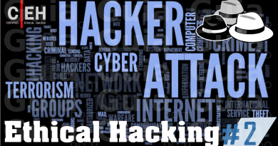 CEH v9 – Ethical Hacking – Parte 2