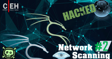 CEH – Scanning Networks – Parte 2