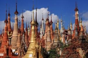 Mandalay templos pagodas guia en tailandia ingles