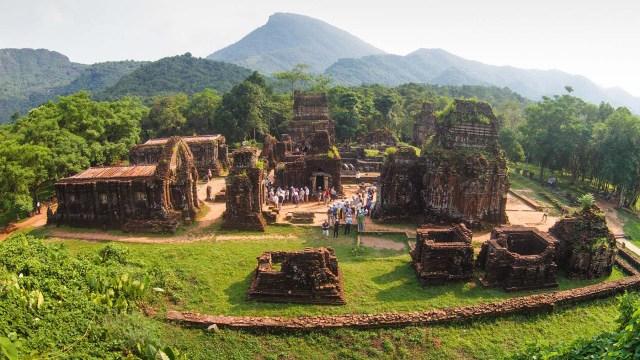 My son Hoi An ruinas guia en tailandia