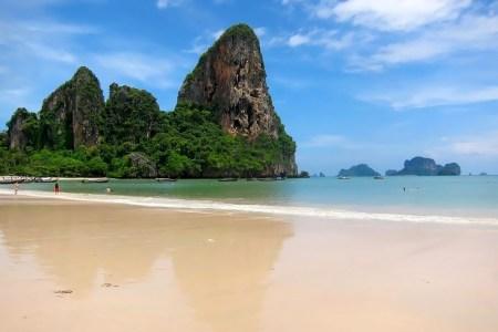 guia en tailandia catamarán krabi Ao nang tours español