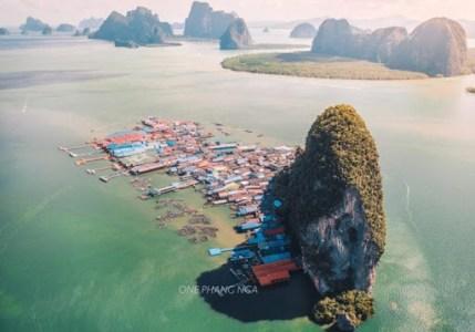 james bond Tailandia playas