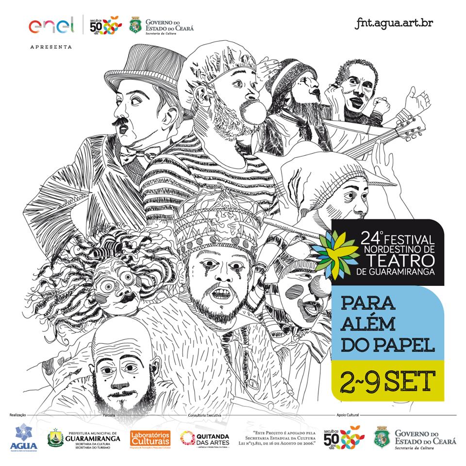 24º Festival Nordestino de Teatro de Guaramiranga