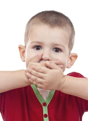 Image result for niño que habla