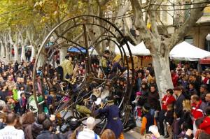 Rodafonio, dels catalanocolombians Factoria Circular - fira mediterrània