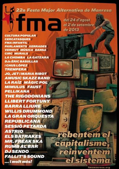 Festa Major Alternativa 2013