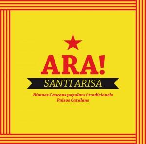 Portada ARA - Santi Arisa