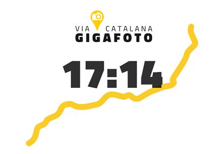 Gigafoto Via Catalana