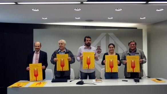 Roda premsa Nit del Bages per la Independència