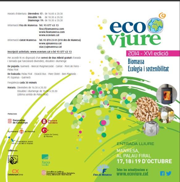 ecoviure 2014