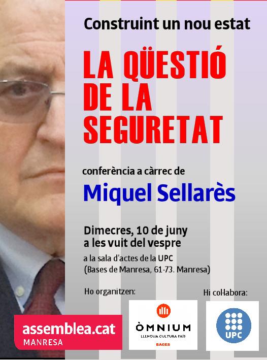 Miquel Sellarés -  Conferència