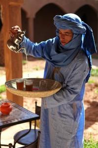 Chá de menta - Turismo em Marrocos