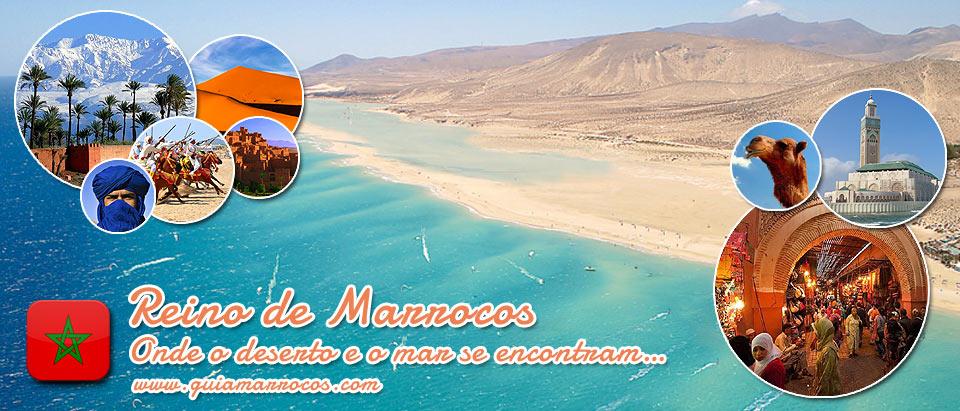 Destino exótico do Norte de África – Marrocos