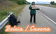 Boleia / carona