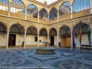 Interior Palacio de las Cadenas