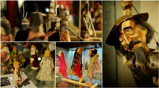 Marionetas - Pazo Liñares - Lalín