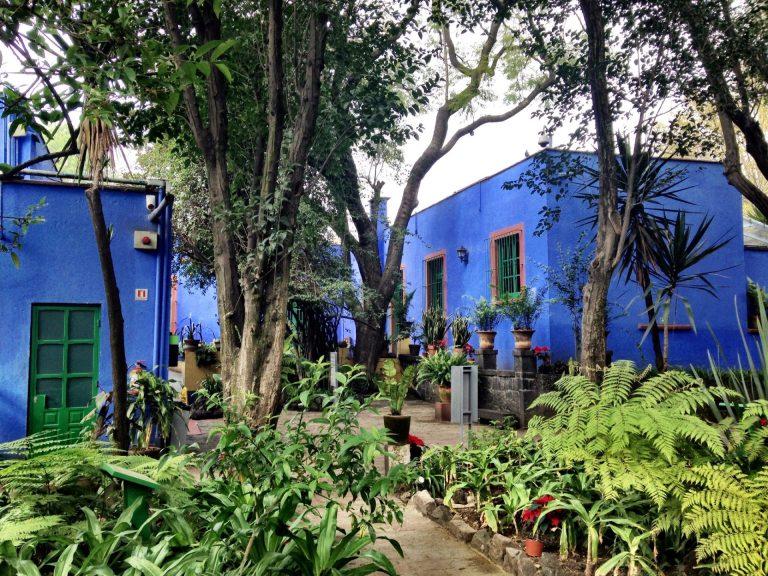 Museu Frida Kahlo