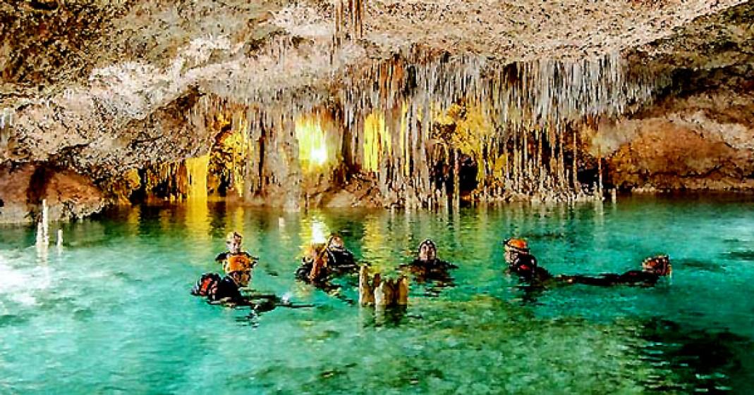 Cenotes na Riviera Maya