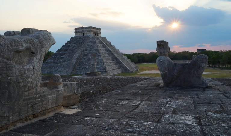 Como chegar a Chichén Itzá