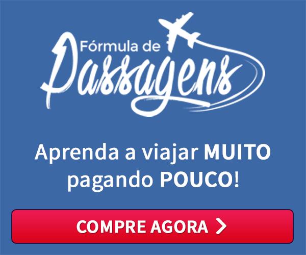 Fórmula de Passagens - Aprenda a viajar MUITO pagando POUCO! - Compre com Desconto