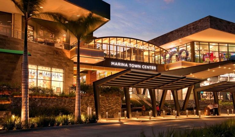 Zona Hoteleira de Cancun