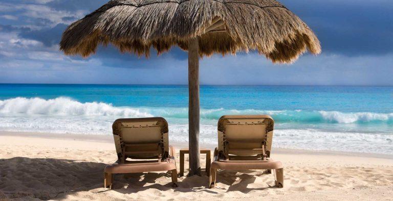 Cancun em janeiro