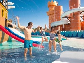 melhores hotéis para crianças em Cancun