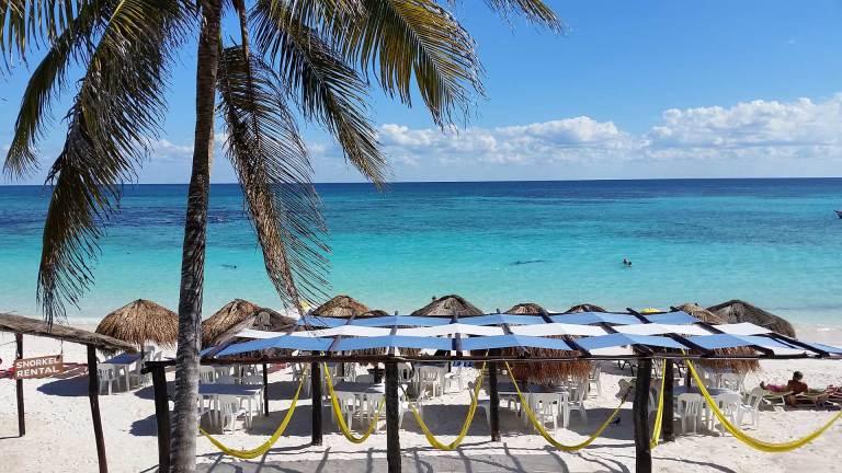 Playa Xpu-Ha na Riviera Maya