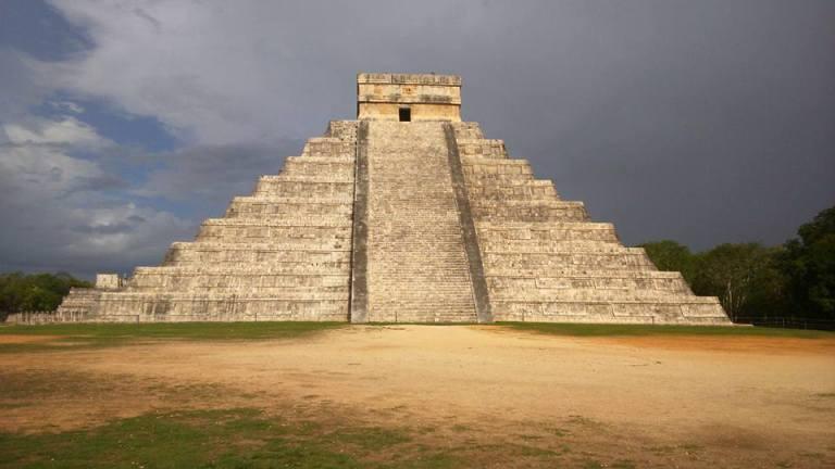 Chichén Itzá cidade maia