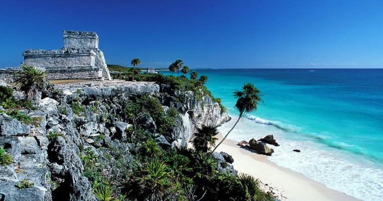 Tulum cidades maias