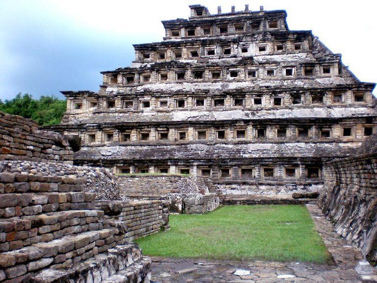 Pontos turísticos do México El Tajín Veracruz