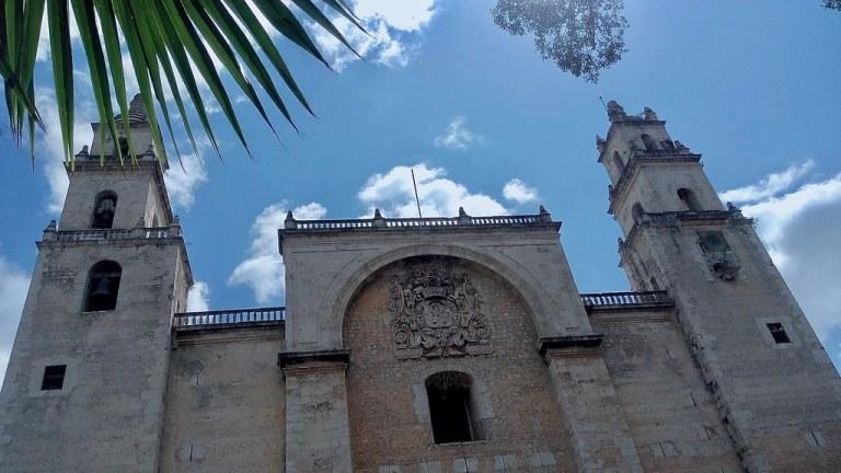 Catedral de San Ildefonso YUcatán