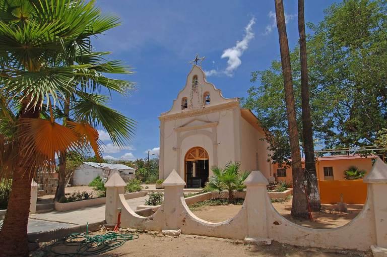Miraflores Baja California