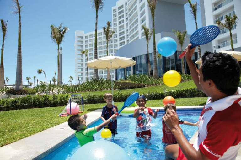 Hotel Riu Palace Península Cancun