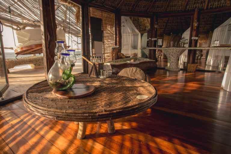 Hotel na árvore em Tulum