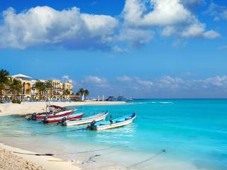 Hotéis baratos em Playa del Carmen