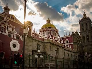 Hotéis perto da Catedral de Puebla