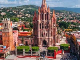 Hotéis em San Miguel de Allende