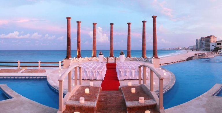 Casamentos em Cancun