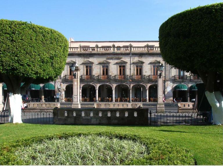 Melhores hotéis em Morelia