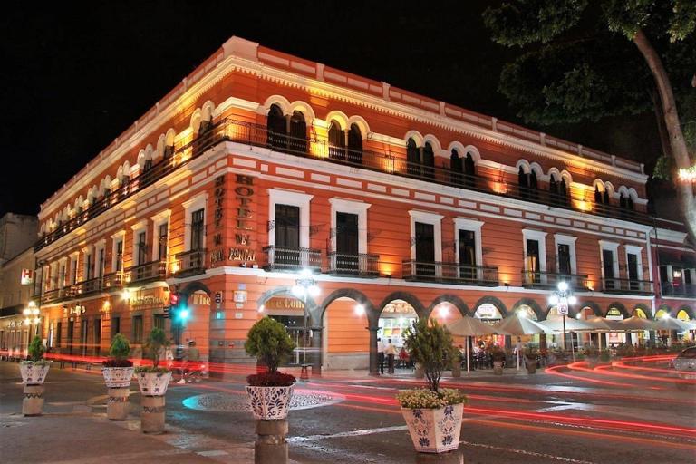 atrações em Puebla